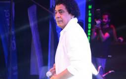 خاص- ألبوم جديد لمحمد منير في رأس السنة