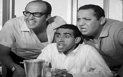 في ذكرى ميلاد الضيف أحمد.. شاهد نعي سمير غانم وجورج سيدهم لصديقهما منذ 47 عاما