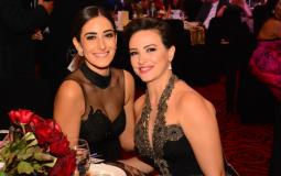 أمينة خليل وريهام عبد الغفور أعضاء لجنة تحكيم بالجامعة الإمريكية