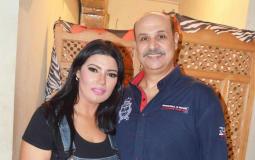 ابنة فيفي عبده عزة مجاهد تحيي الذكرى الأولى لوفاة زوجها
