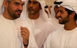 حسين الجسمي يفتتح عطايا