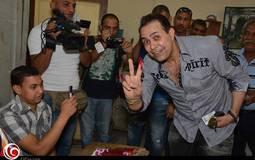 بالصور: صوت حكيم للسيسي في انتخابات الرئاسة