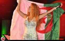 هكذا أعلن الفنانون تشجيعهم للجزائر في كأس العالم 2014