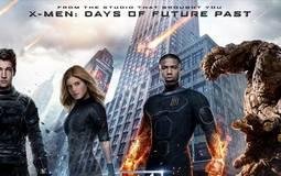 بوستر فيلم Fantastic Four