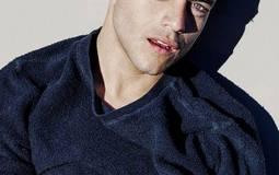 الممثل الأمريكي من أصل مصري رامي مالك يبلغ من العمر 36 عاما