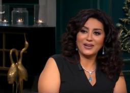 بالفيديو- وفاء عامر تكشف عن نصيحة نور الشريف لها للبكاء