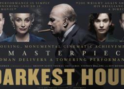 أوسكار 2018- فيلم Darkest Hour.. الكلمات تحدد مصائر الشعوب