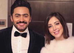 بالفيديو- مريم حسين توضح حقيقة علاقتها ببسمة بوسيل وتامر حسني