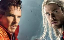 """""""دكتور سترانج"""" ينضم إلى الجزء الثالث من Thor"""