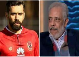 نبيل الحلفاوي يوجه رسالة إلى اللاعب عبد الله السعيد: ارحل عن الأهلي في هذه الحالة فقط