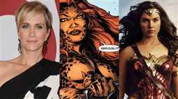 كريستين ويج  مرشحة لدور الشريرة في Wonder Woman 2