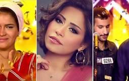 """شيرين عبد الوهاب """"وش السعد"""" على متسابقي Arabs Got Talent  بالموسم الخامس"""