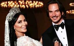 فيديو- قبلة رومانسية بين متسابقة ستار أكاديمي شيماء هلالي وزوجها