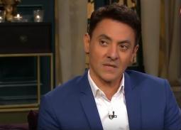 """بالفيديو- فتحي عبد الوهاب: لهذا السبب سبني المخرج أثناء تصوير مسلسل """"الطوفان"""""""