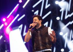 حفل محمد حماقي بالإسكندرية