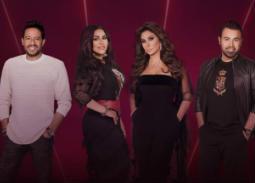 أعضاء لجنة تحكيم الموسم الرابع من The Voice
