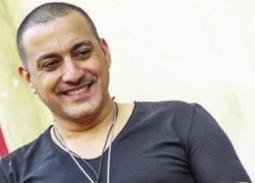 """صورة- دياب ينشر صورته مع مصطفى شعبان في كواليس """"أيوب"""""""