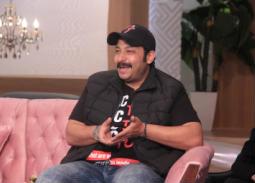 """بالفيديو- محمد ثروت يدعو جمهوره لمشاهدة """"نورت مصر"""""""