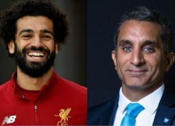 باسم يوسف يوجه رسالة لجمهور محمد صلاح بعد إصابة هاري كين