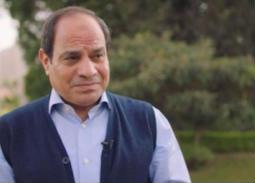 الرئيس السيسي يرسل برقية تعازي في وفاة جورج سيدهم