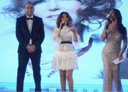 سمير سعيد في حفل Middle East Fashion Festival