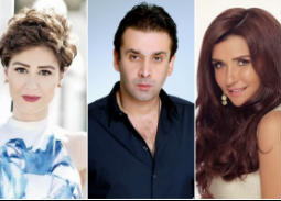 كريم عبد العزيز مع منة شلبي وغادة عادل في فيلم جديد