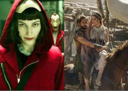 استعد لعودة La casa de papel ومسلسلات أخرى جديدة عبر Netflix في أبريل