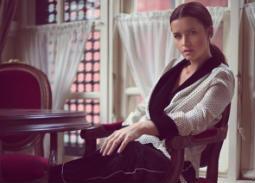 """نشرت الممثلة اللبنانية نور صورة من جلسة تصوير جديدة خضعت لها ظهرت فيها بـ """"البيجاما""""."""