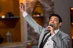 """سعد الصغير في برنامج """"مع عائشة"""""""