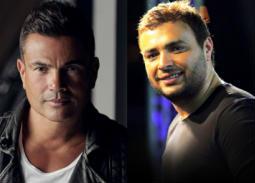 رامي صبري يكشف عن رأيه في تشابهه مع عمرو دياب