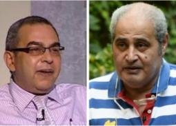 الكاتب نبيل فاروق ناعيا أحمد خالد توفيق: نصفي الآخر ضاع