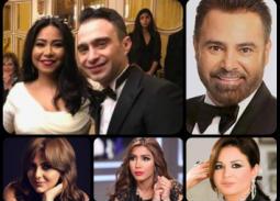 مشاهير الفن يهنئون شيرين عبد الوهاب وحسام حبيب على زواجهما.. هكذا علقت أحلام