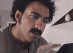"""صورة- هكذا يظهر علي ربيع على الملصق الرسمي لمسلسل """"سك على أخواتك"""""""