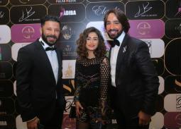 نجوم الفن بأسبوع الموضة الأردني لصيف ٢٠١٨