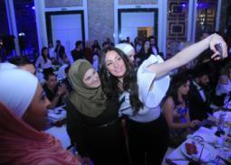 تكريم إياد نصار ونيرمين الفقى ولقاء سويدان في أسبوع الموضة الأردنى