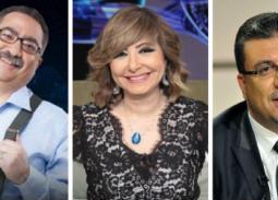 رمضان 2018 - 3 إعلاميين بشخصياتهم الحقيقية في مسلسلات رمضان 2018 .. واحد عكس المتوقع