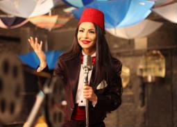 """بالصور- دوللي شاهين تعيد أغنية محمد قنديل """"يا حلو صبح"""""""