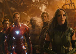 فيلم Avengers: Infinity War كيف تكتب كلمة النهاية؟