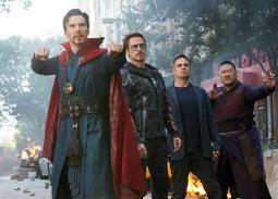 وفاة شخص داخل السينما أثناء مشاهدة فيلم Avengers: Infinity War