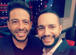 عصام سرحان يصل للنهائي من فريق محمد حماقي في The Voice