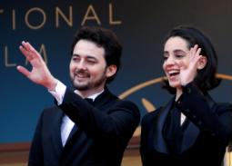 المخرج أبو بكر شوقي والمنتجة دينا إمام