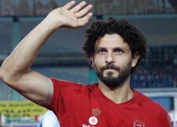 هذا ما قاله مشاهير الفن في وداع حسام غالي بعد اعتزاله كرة القدم