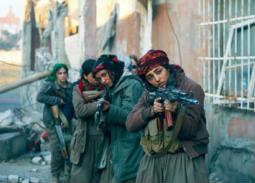 رسالة كان- فيلم Girls of the Sun.. أصوات النساء الكرديات ترهب داعش