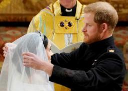 الأمير هاري وعروسه