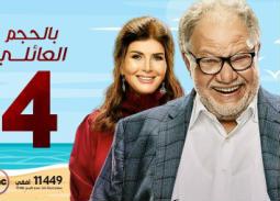 """ملخص أول 6 حلقات من مسلسل """"بالحجم العائلي"""".. الفخراني يخدع أولاده وميرفت أمين تشعر بالخطر"""