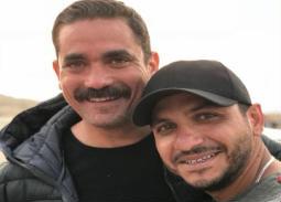 """بيتر ميمي يهنئ صناع فيلمه """"كازابلانكا"""" على نجاحه"""