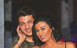 بالفيديو- نادين الراسي ترقص مع ابنها احتفالا بالعام الجديد