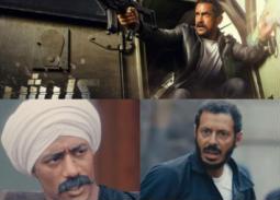 """بالصور- الأخطاء الكاملة للحلقات الأولى من مسلسلات رمضان 2018.. """"نسر الصعيد"""" و""""كلبش 2 """" في المقدمة"""
