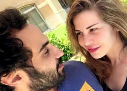 انفصال أحمد فهمي عن زوجته منة حسين فهمي