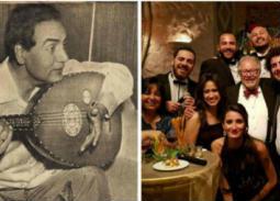 """بالفيديو- موسيقى محمد فوزي تنشر البهجة في الحلقة الـ13 من """"بالحجم العائلي"""""""